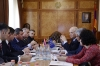 Police of the Republic of Armenia host reception for the delegation led by the Council of Europe Commissioner for Human Rights (VIDEO and PHOTOS)